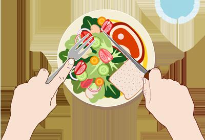 Ernährung gegen Entzündungen und Rückenschmerzen